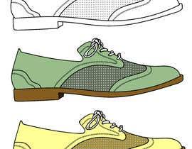 #11 cho A range of Brogue Shoe designs.  ( Men's) bởi pjanaprasad