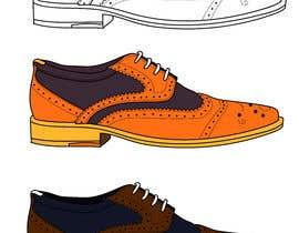 #13 cho A range of Brogue Shoe designs.  ( Men's) bởi pjanaprasad