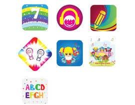 #18 para Design some App Icons for Kidz App por DonRuiz
