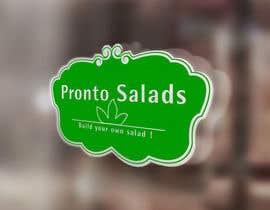 #6 untuk Design a Logo for Pronto Salads oleh davay