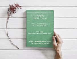#7 for Baby First Lohri Invitation Card Design af monirhoossen