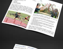 #1 , Design a Brochure based on existing design and branding using inDesign template 来自 jotikundu