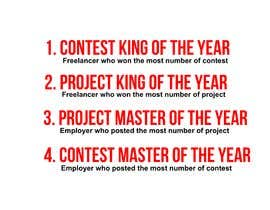 #7 , Come up with categories for the Freelancer of the Year awards 来自 vivekdaneapen