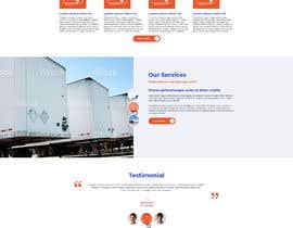 #37 for Design homepage for website trailer dealer by AyazAhemadKadri