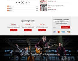 #3 สำหรับ Independent Music Website/Store WordPress Theme Template Needed โดย yasirmehmood490