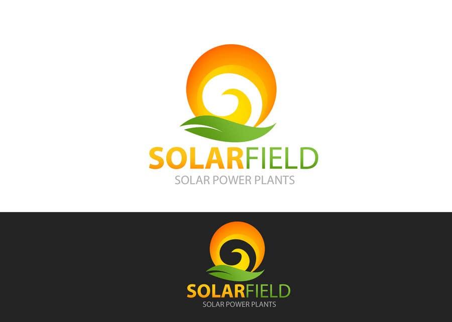 Contest Entry #                                        389                                      for                                         Logo Design for Solar Fields