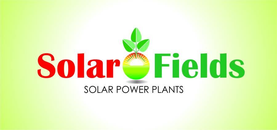 Contest Entry #                                        587                                      for                                         Logo Design for Solar Fields