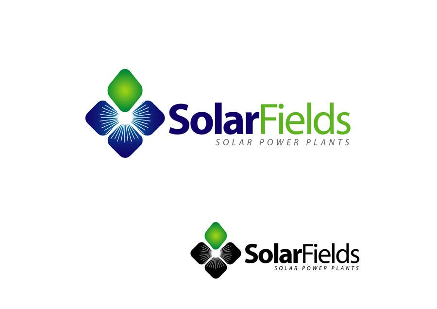 Contest Entry #                                        503                                      for                                         Logo Design for Solar Fields