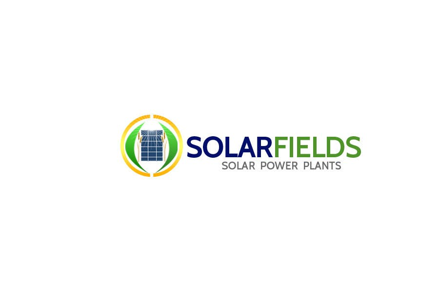 Contest Entry #                                        428                                      for                                         Logo Design for Solar Fields