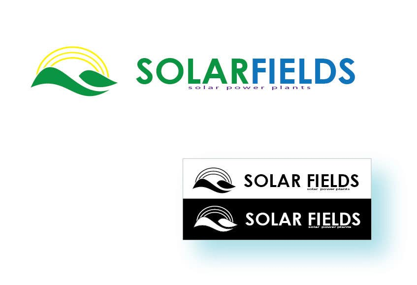 Contest Entry #                                        499                                      for                                         Logo Design for Solar Fields