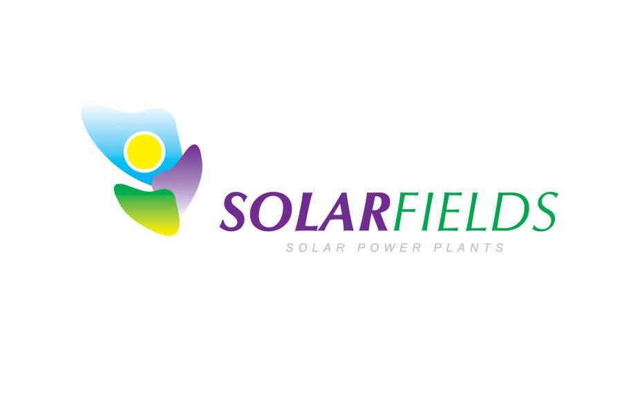 Contest Entry #                                        654                                      for                                         Logo Design for Solar Fields
