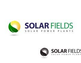 #550 para Logo Design for Solar Fields de dimpboy