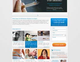 mfbdeip tarafından Website Design for EMERGENCY HYPNOSIS için no 40