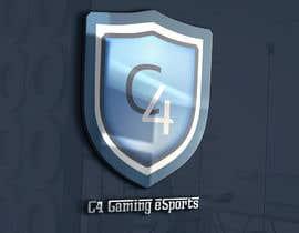 #64 untuk C4 Gaming eSports Team Logo oleh iamwdjm