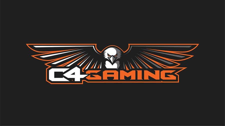 entry 47 by richardwct for c4 gaming esports team logo freelancer