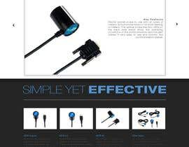 #101 for Website Design for BLUSKY optical probes af Macario88
