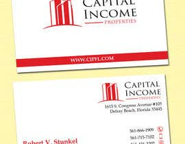 #111 for Design some Business Cards for commercial real estate company af a2mz