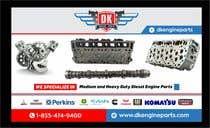 Graphic Design Contest Entry #67 for Design a Company Banner For Engine Parts