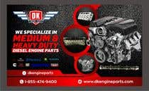 Graphic Design Contest Entry #80 for Design a Company Banner For Engine Parts
