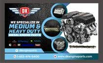 Graphic Design Contest Entry #81 for Design a Company Banner For Engine Parts