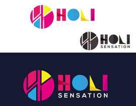 #45 for Holi Sensations Logo Design by Yohanna2016