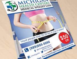 Nro 46 kilpailuun medical weight loss flyer käyttäjältä bossminhajmahmud