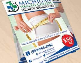 Nro 49 kilpailuun medical weight loss flyer käyttäjältä bossminhajmahmud