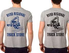 Nro 10 kilpailuun Need Design for Back of T-Shirt käyttäjältä feramahateasril