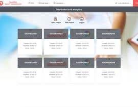 Nro 11 kilpailuun Design some part of  web application . käyttäjältä Ganeshdas