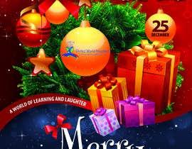 Nro 19 kilpailuun Design a Christmas Flyer käyttäjältä nashrule15
