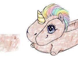 #11 para Unique Unicorn Slippers Design de VickyPolo