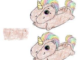 #14 para Unique Unicorn Slippers Design de VickyPolo