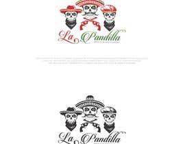 #68 for A creative and unique logo for a mexican restaurant called La Pandilla  The name means in English (the gang) I need to see crazy ideas No generic ideas or standard logo templates or copies from other logos will be accepted by creativelogodes
