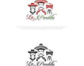 #70 for A creative and unique logo for a mexican restaurant called La Pandilla  The name means in English (the gang) I need to see crazy ideas No generic ideas or standard logo templates or copies from other logos will be accepted by creativelogodes