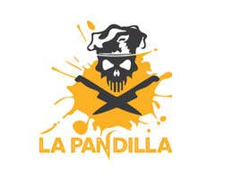 #42 for A creative and unique logo for a mexican restaurant called La Pandilla  The name means in English (the gang) I need to see crazy ideas No generic ideas or standard logo templates or copies from other logos will be accepted by motalleb33
