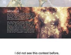 #12 untuk Create a landing page design PSD oleh esmailincorsino
