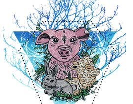 #17 for I need an Illustrator for Vegan Illustration af Stanislava2