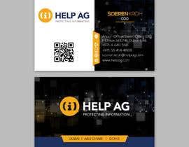 Nro 260 kilpailuun Design profesisonal Business Cards for Cybersecurity käyttäjältä ruzenmhj