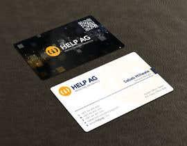 Nro 366 kilpailuun Design profesisonal Business Cards for Cybersecurity käyttäjältä triptigain