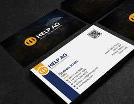 Nro 281 kilpailuun Design profesisonal Business Cards for Cybersecurity käyttäjältä mamun313