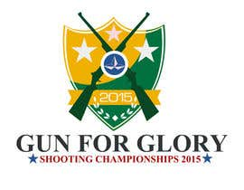 #35 for Design a Logo for Gun for glory shooting championships 2015 af Toy20