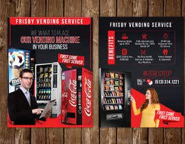 #84 for Design a Flyer For A Vending Machine Company by ssandaruwan84