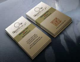 #263 untuk Vertical Business card for Energy firm oleh karimrif