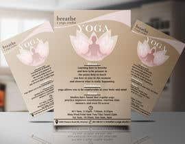 #14 untuk I need some Graphic Design for a yoga studio oleh khaledalmanse