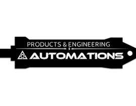 #46 for Redesign a logo for an automation industry company peautomations af elena13vw