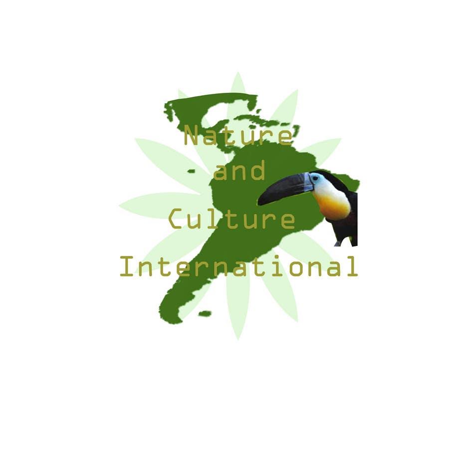 Contest Entry #                                        120                                      for                                         Logo Design for Nature & Culture International