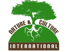 nº 213 pour Logo Design for Nature & Culture International par karlvillz