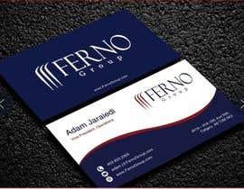 Nro 149 kilpailuun Design a Business Card and Letterhead for Adam käyttäjältä omargazi