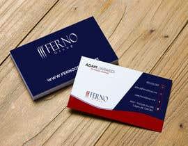 Nro 57 kilpailuun Design a Business Card and Letterhead for Adam käyttäjältä Pasha772