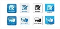 Graphic Design Inscrição do Concurso Nº6 para Web and Online Marketing Icon Design Set